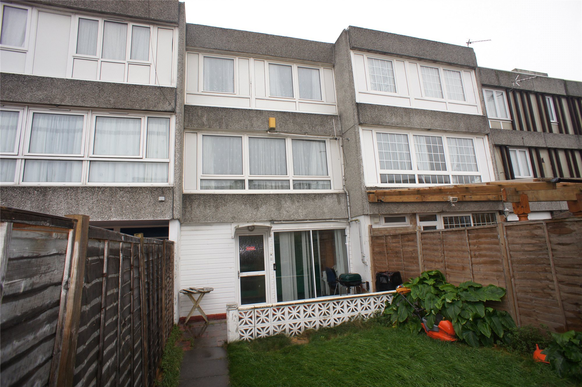 Lensbury Way, Abbey Wood, London, SE2