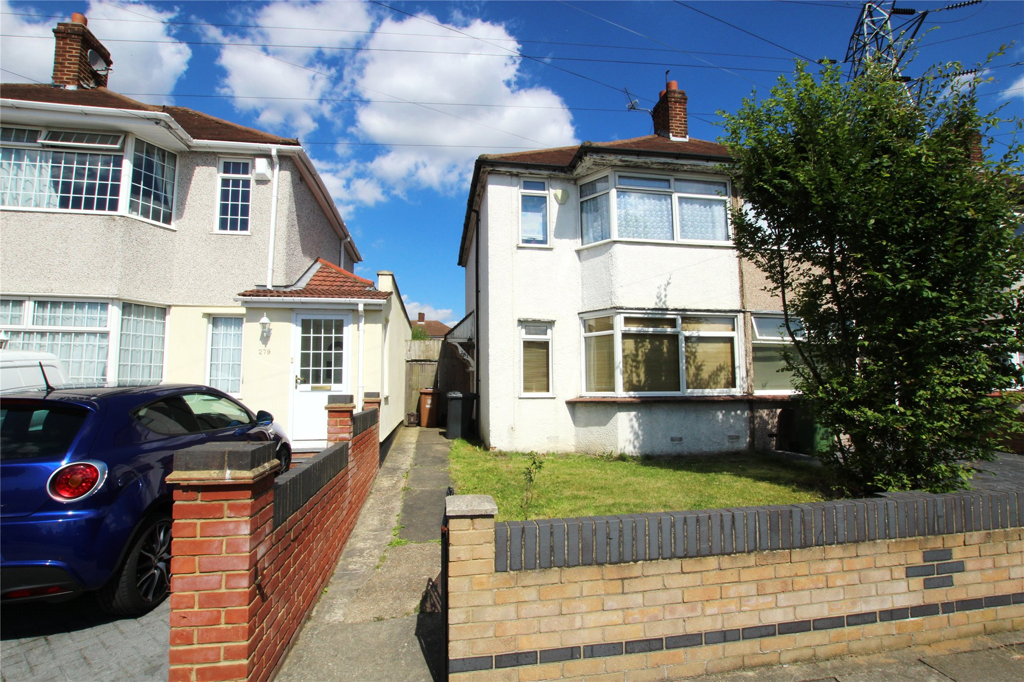 Yorkland Avenue, South Welling, Kent, DA16
