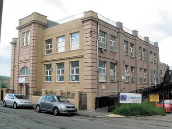 Bargoed Institute Building,, Cardiff Road, Bargoed