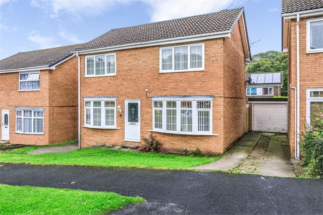 Kestrel Drive, Scotton, Catterick Garrison, North Yorkshire