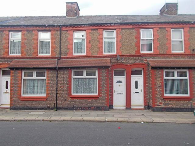 Canterbury Street, Garston, Liverpool, Merseyside