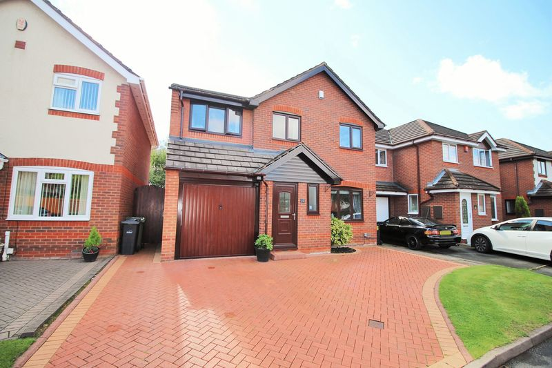 Hinsford Close, Kingswinford
