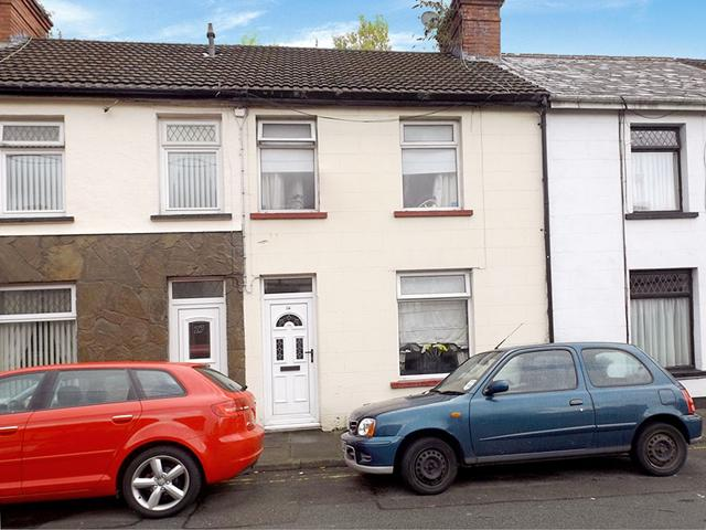 Trevethick Street, Merthyr Tydfil, Mid Glamorgan