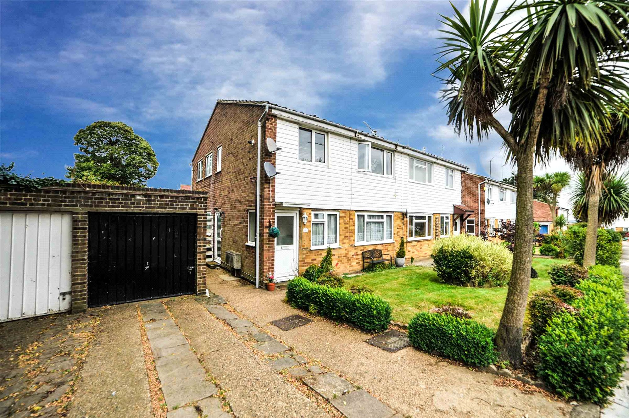 Milford Close, Upper Abbey Wood, London, SE2