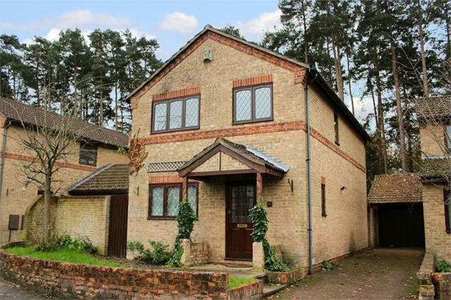 Chesterblade Lane, Forest Park, Bracknell, Berkshire