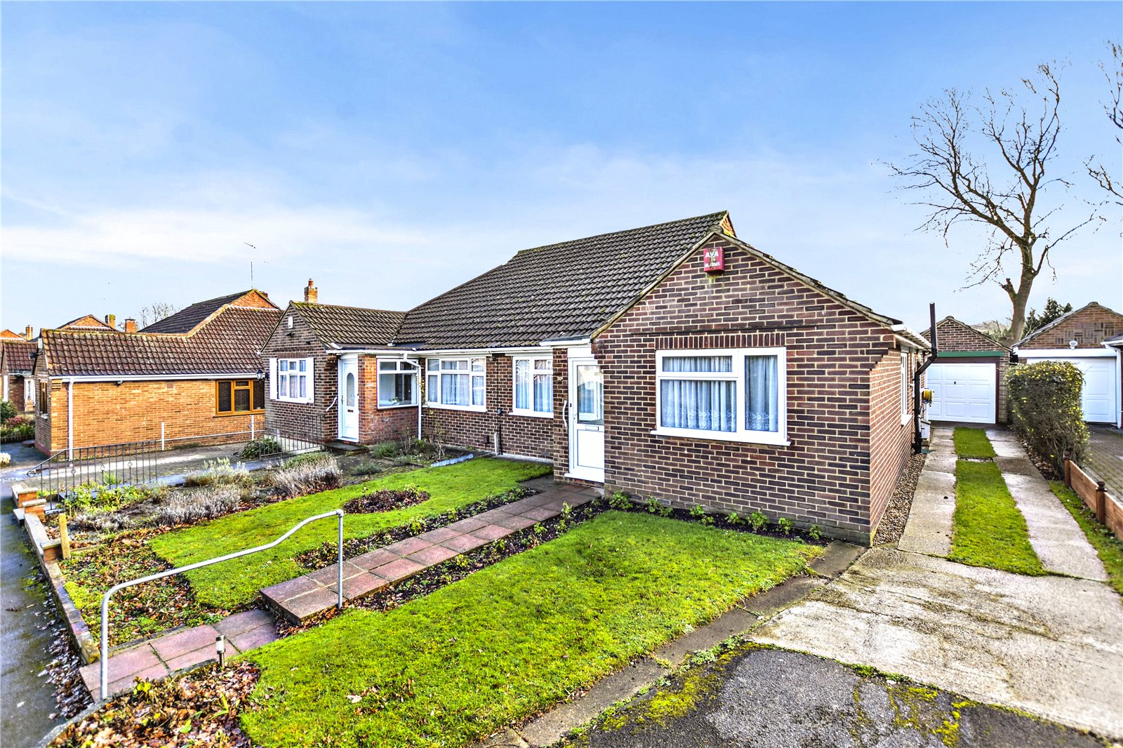 Silver Birch Close, Joydens Wood, Kent, DA2