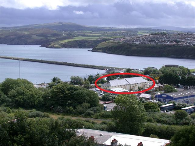 Fishguard Bay Apartments, The Parrog, Goodwick, Pembrokeshire
