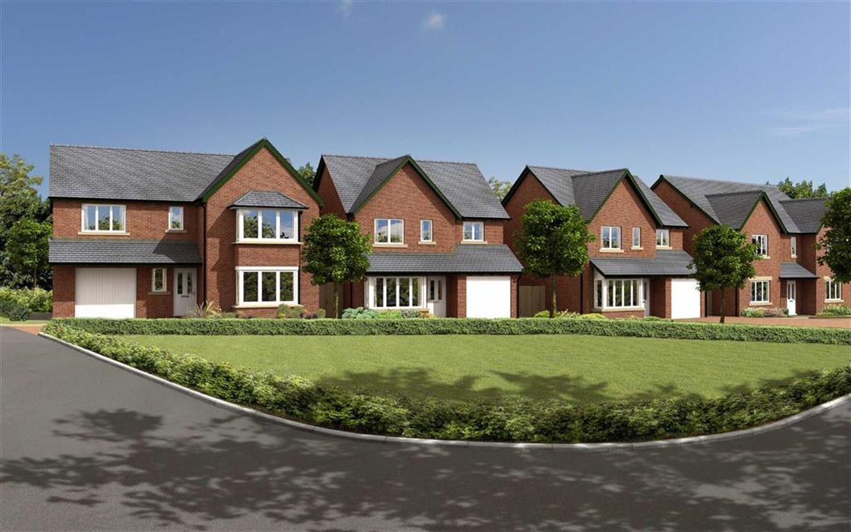 PLOT 7 The Woodlands, Barrow In Furness, Cumbria