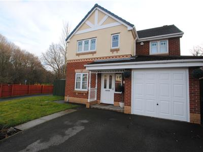 Whitchurch Close, Padgate, Warrington