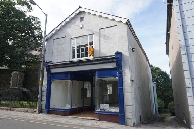1 Main Street, Fishguard, Pembrokeshire