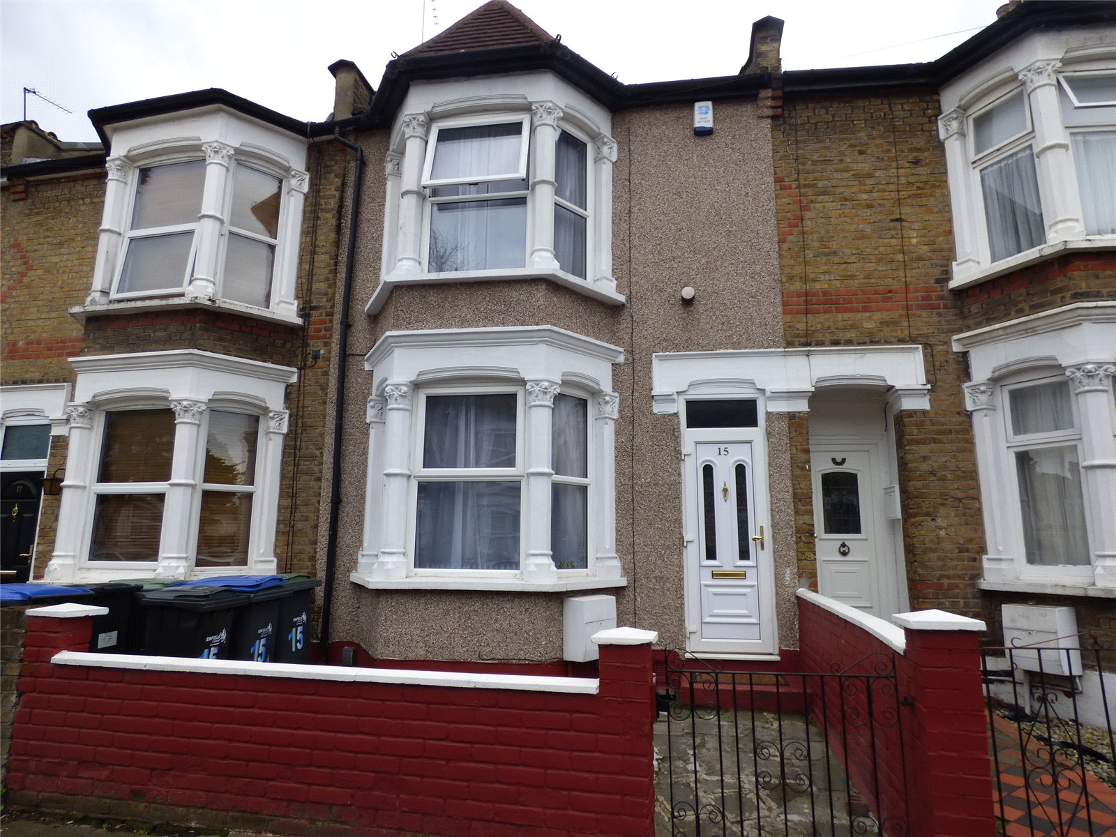 Dysons Road, Edmonton, London, N18