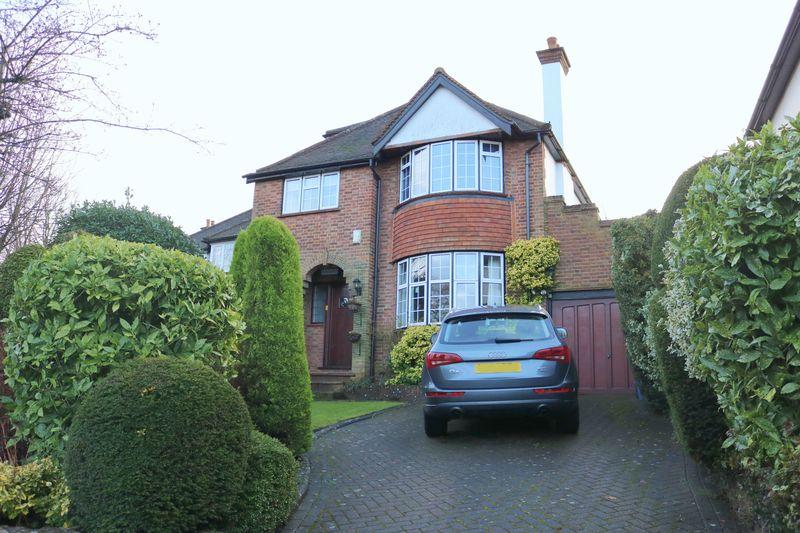 Purley Bury Close, Purley
