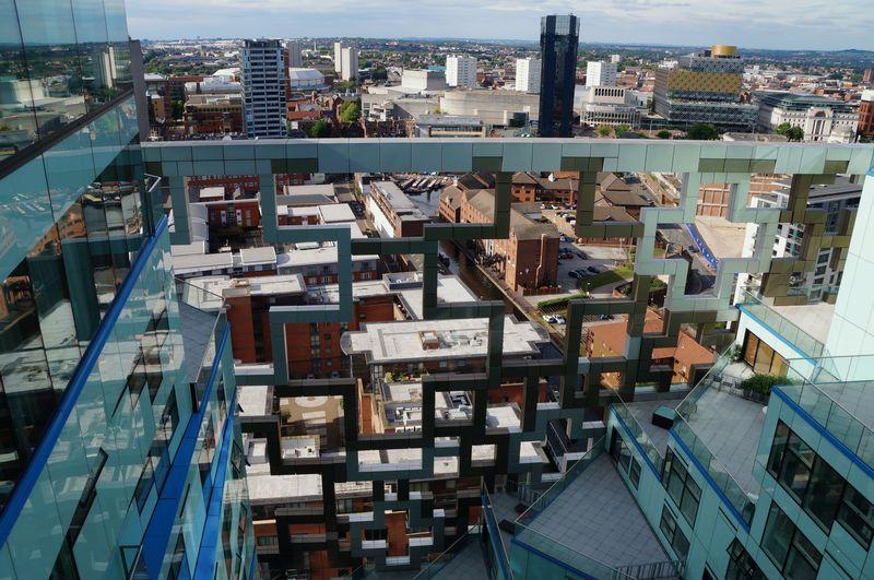 The Cube, Wharfside Street, Birmingham, B1 1pq
