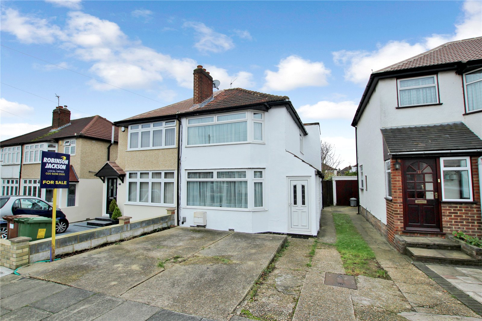 Clinton Avenue, Welling, Kent, DA16