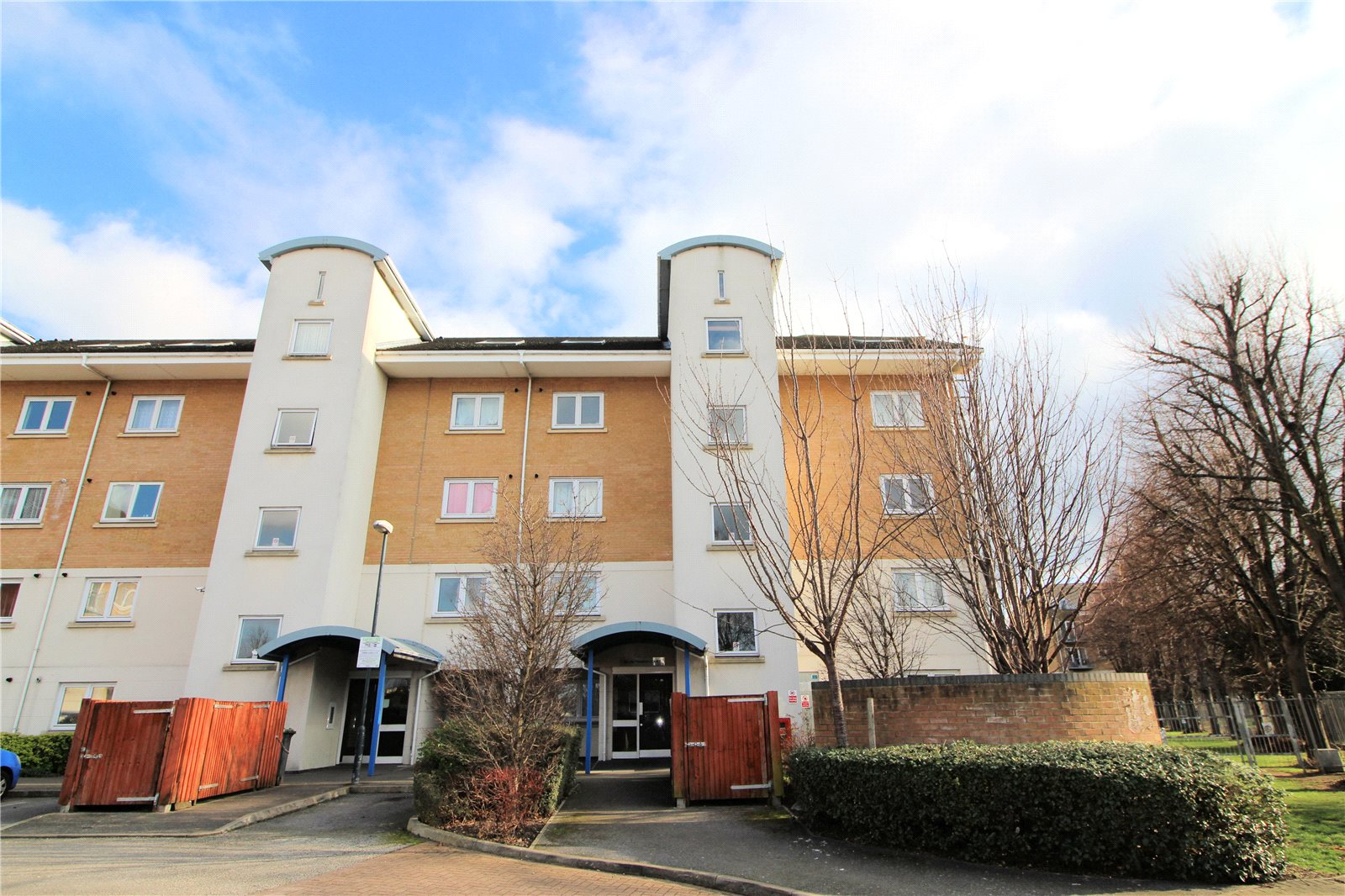 Francis Court, MacArthur Close, Erith, Kent, DA8