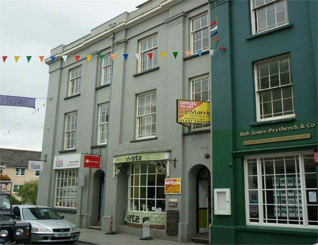 15 Victoria Place, Haverfordwest, Pembrokeshire