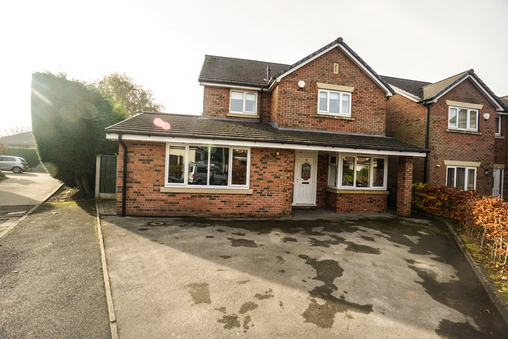 Bleasdale Close, Lostock
