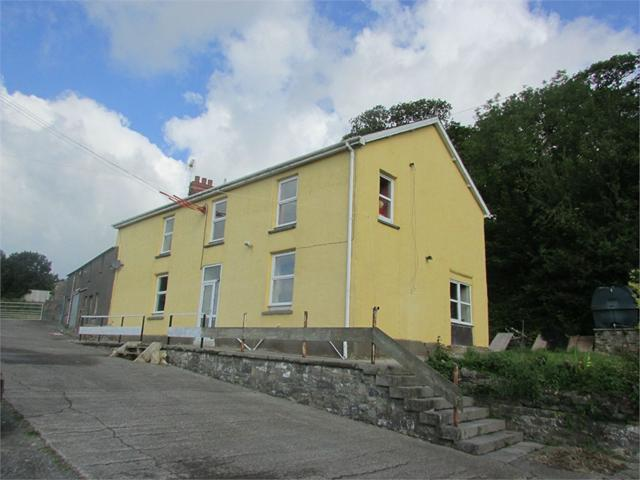 Woolstone Farm, Backe Road, St Clears, Carmarthen