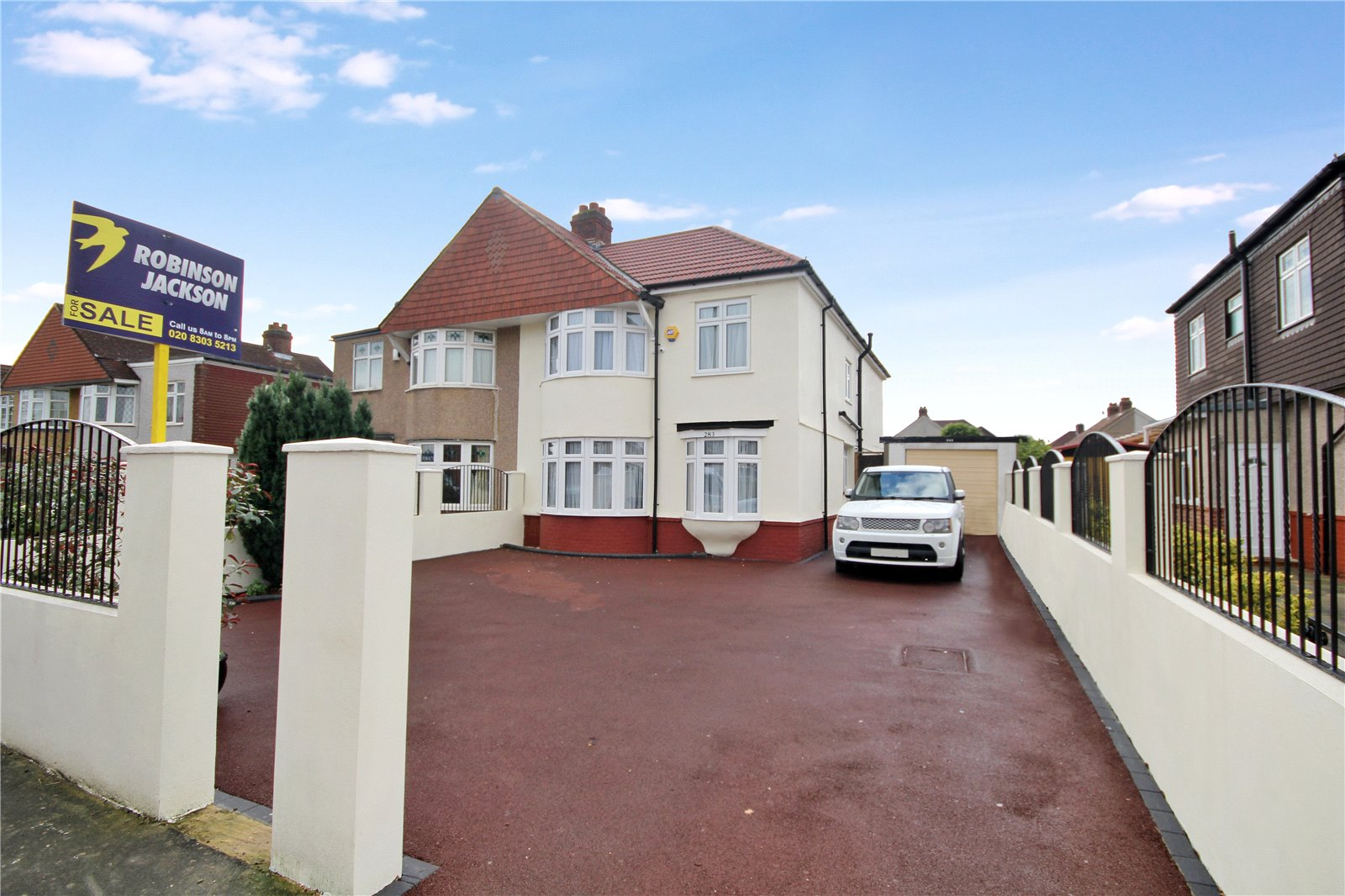 Bellegrove Road, South Welling, Kent, DA16
