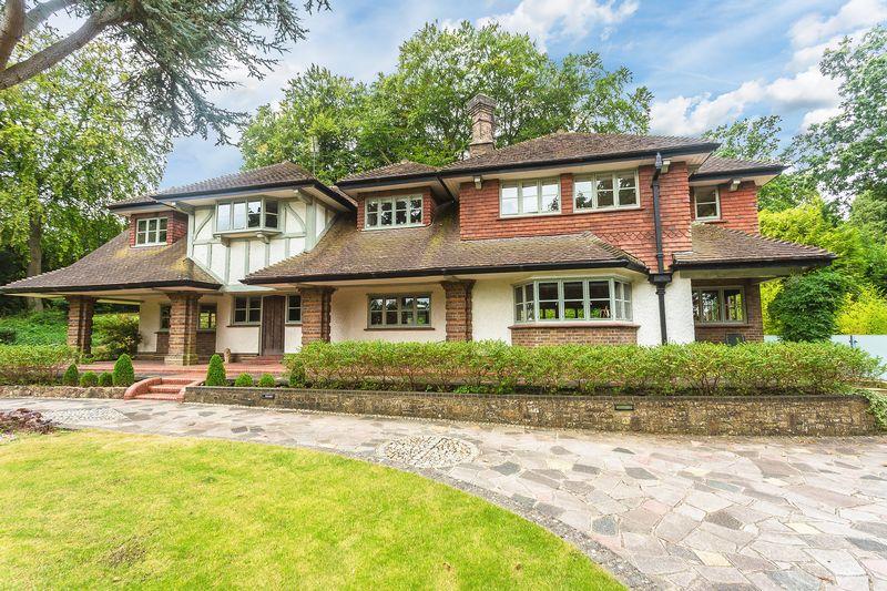 Furze Hill, Webb Estate Purley