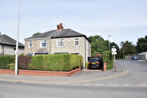 Livesey Branch Road, Feniscowles