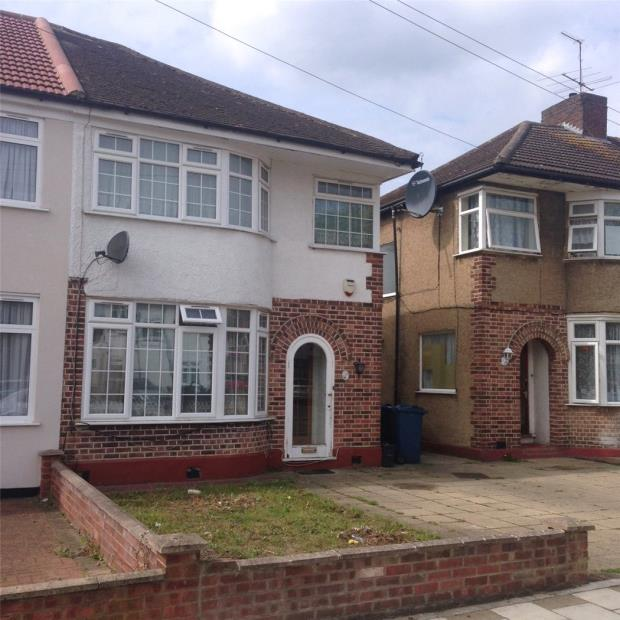 Bellamy Drive, Stanmore, Middx