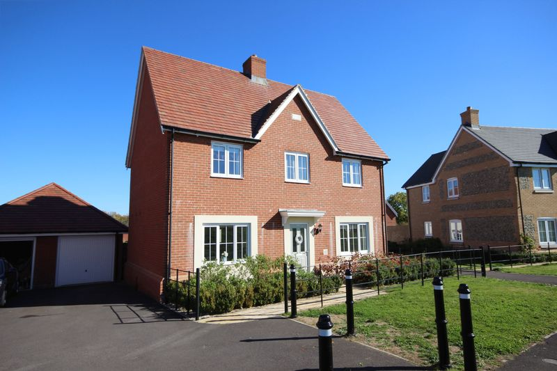Flint Way, Harnham, Salisbury, Sp2