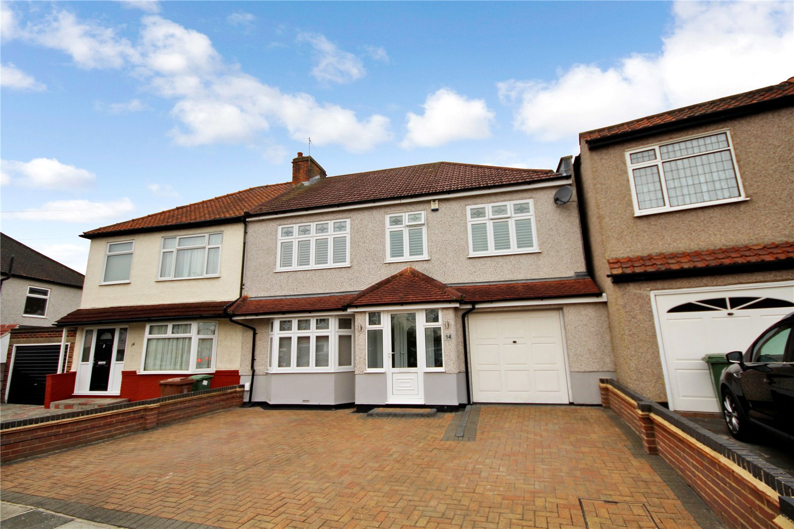 Selwyn Crescent, South Welling, Kent, DA16
