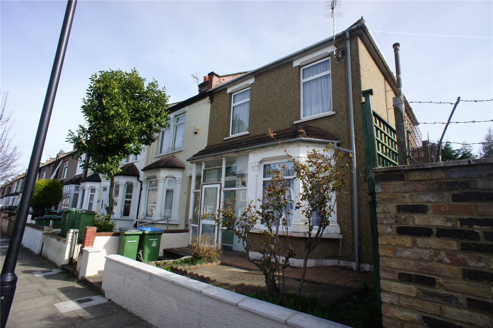 Rochdale Road, Abbey Wood, London, SE2
