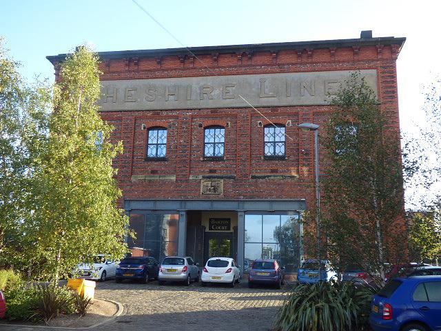 4 Barton Court, Central Way, Warrington WA2 7TE