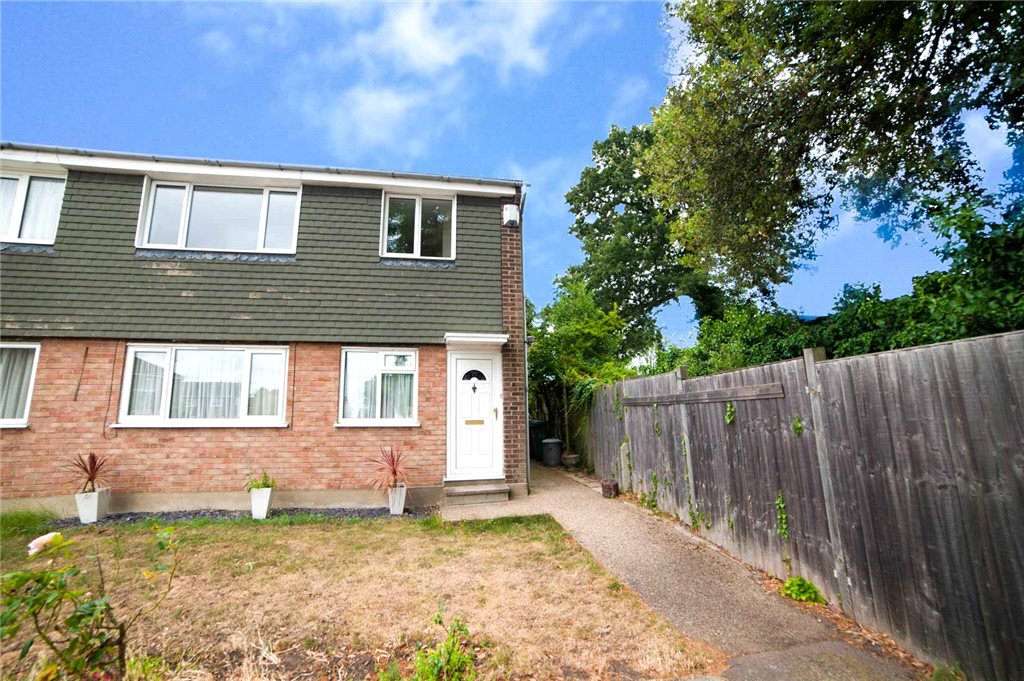 Milford Close, Upper Abbey Wood, Kent, SE2