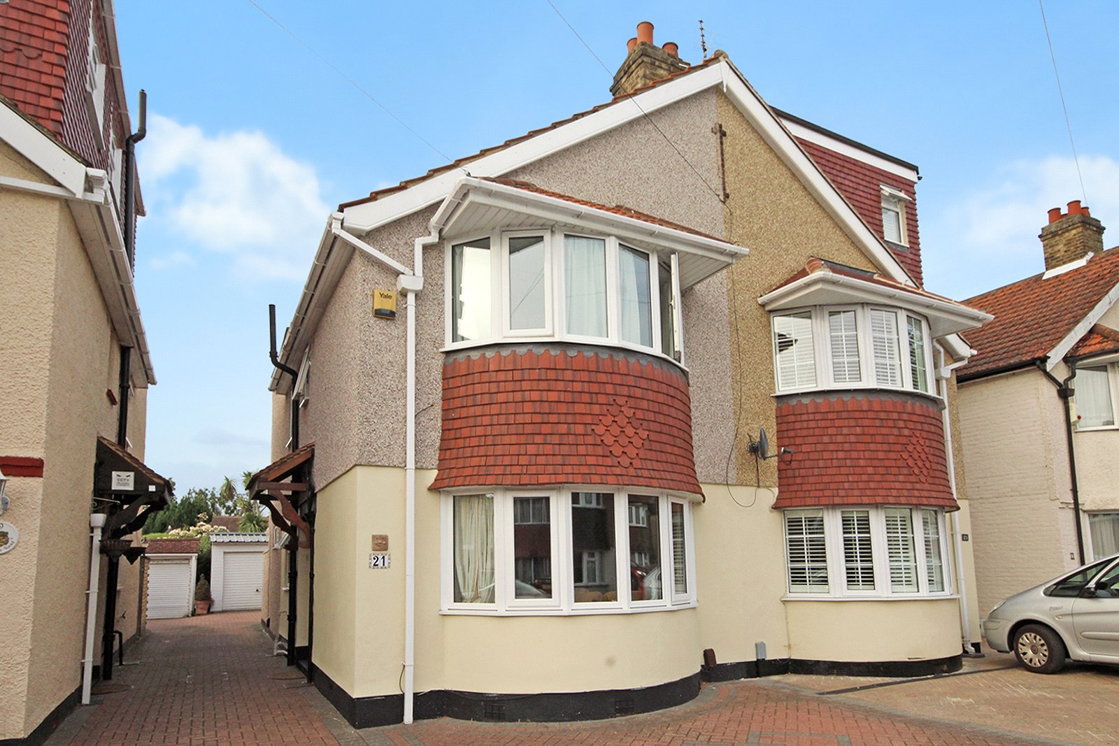 Charmouth Road, Welling, Kent, DA16