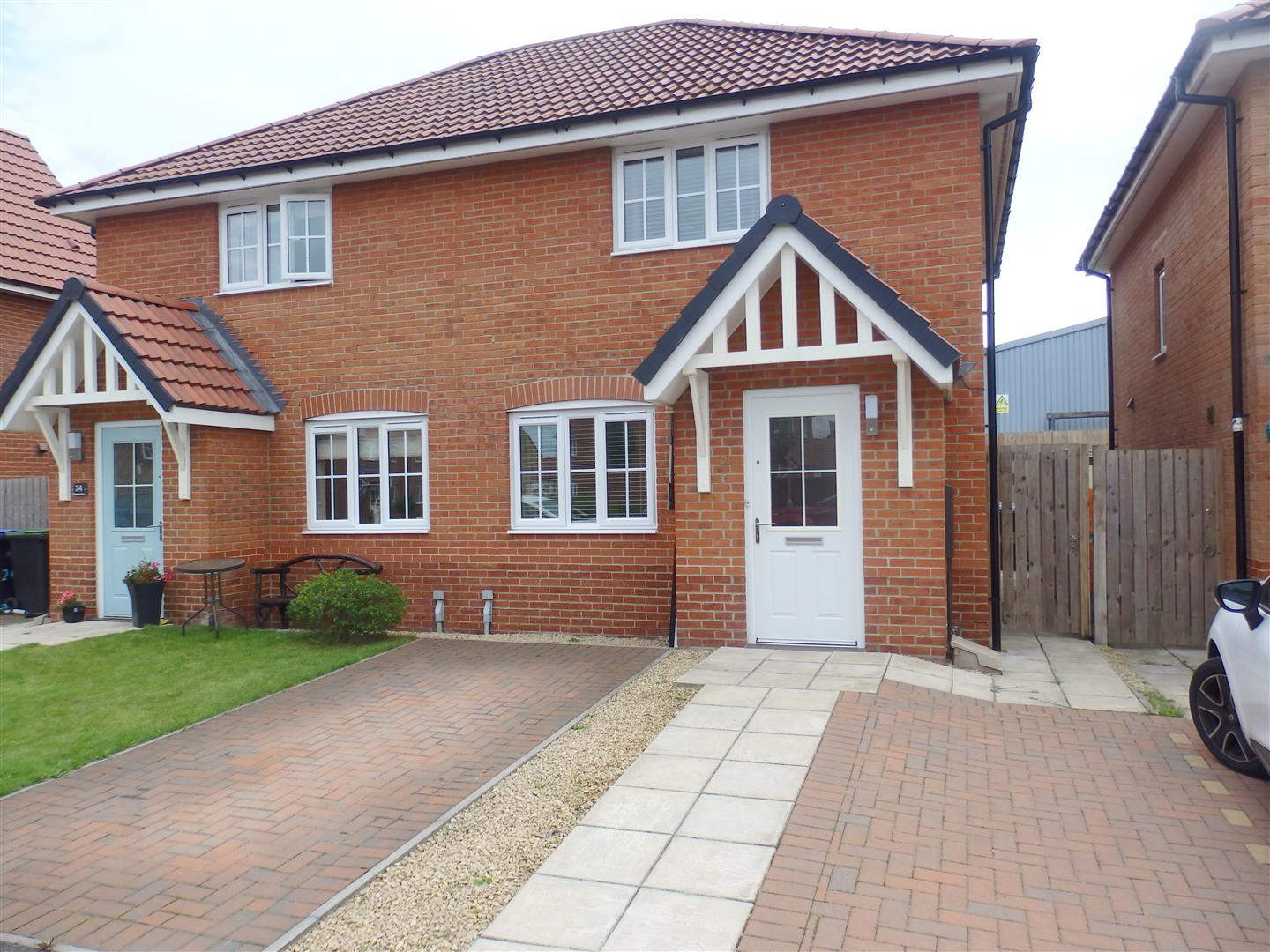 Faraday Close, Spennymoor