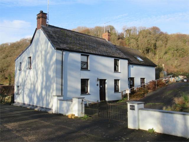 Glascoed, Felindre Farchog, (Nr Newport), Crymych, Pembrokeshire