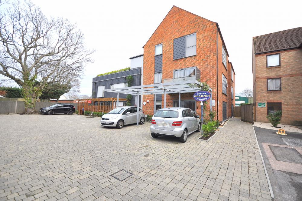 Old Auction House, 54 Southampton Road, Ringwood, BH24 1JD