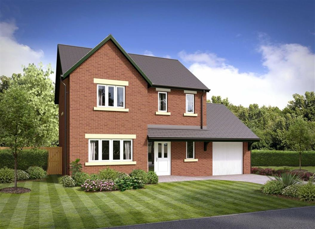 The Borrowdale - Plot 31, Barrow-in-Furness, Cumbria