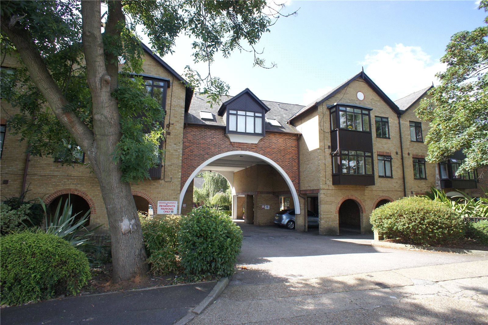 Parkside Lodge, Belvedere, Kent, DA17
