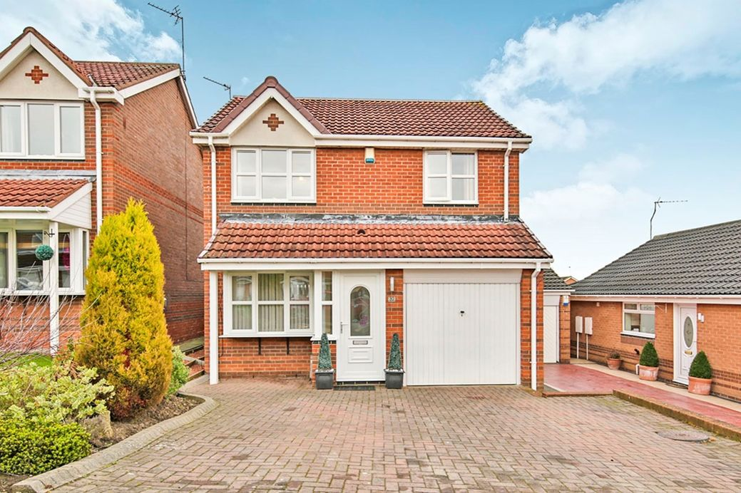 Chigwell Close, Penshaw, Houghton Le Spring, DH4