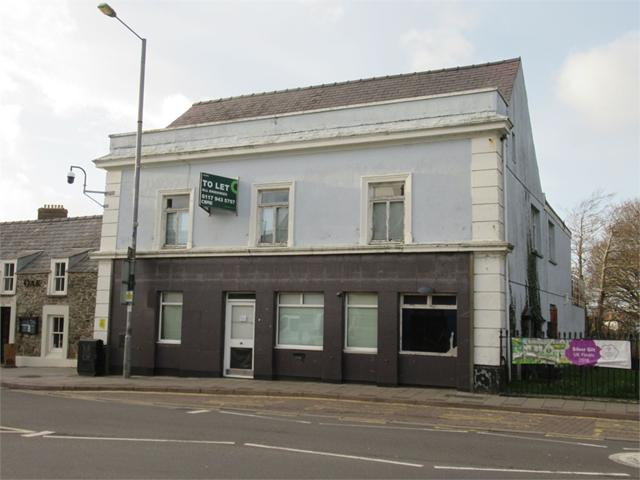 Former Barclays Bank Premises, Market Square, Fishguard, Pembrokeshire