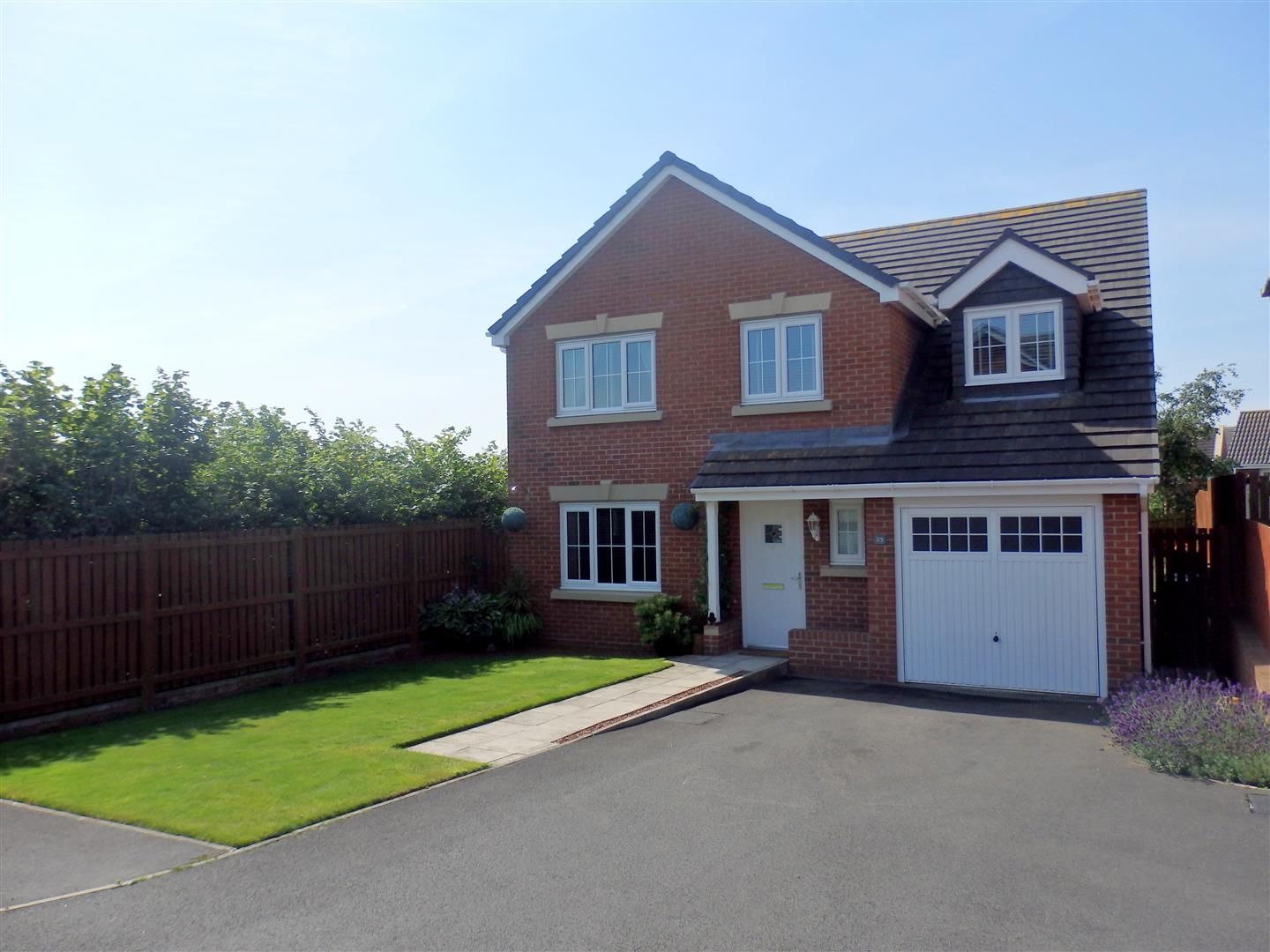 Beckwith Close, Spennymoor