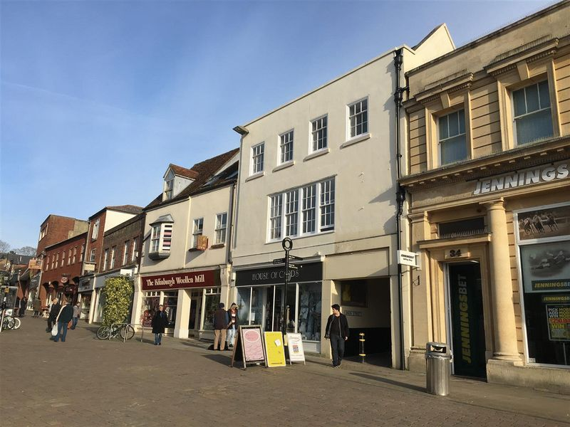 High Street *** Freehold Investment Opportunity ***