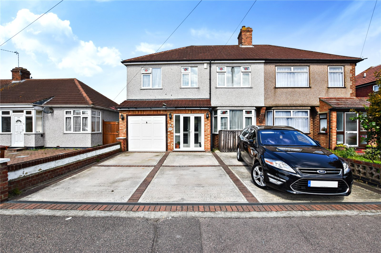 Long Lane, Bexleyheath, Kent, DA7