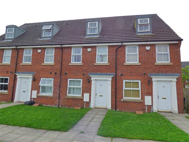 Scowcroft Street, Bolton, Lancashire