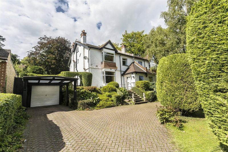 Woodcote Valley Road, West Purley