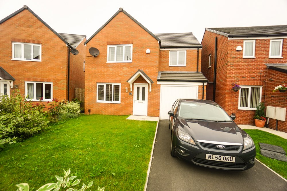 Harrier Close, Lostock