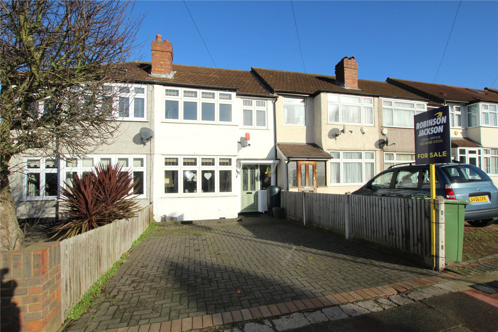 Old Farm Avenue, Sidcup, Kent, DA15