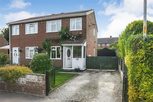 Springfield Close, Dawley, Telford, Shropshire