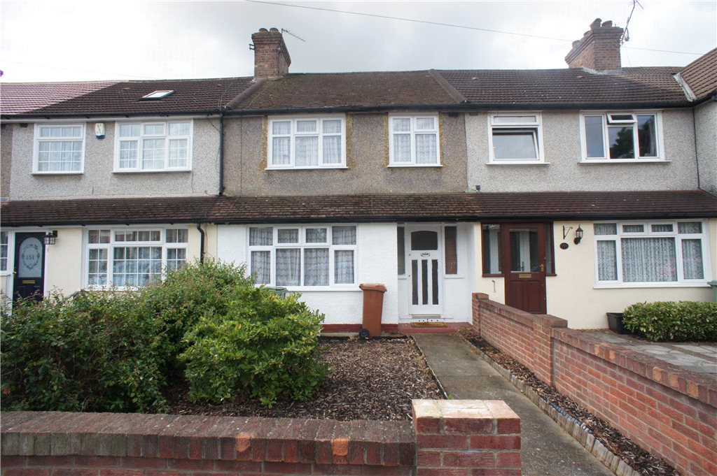 Glenview, Upper Abbey Wood, London, SE2