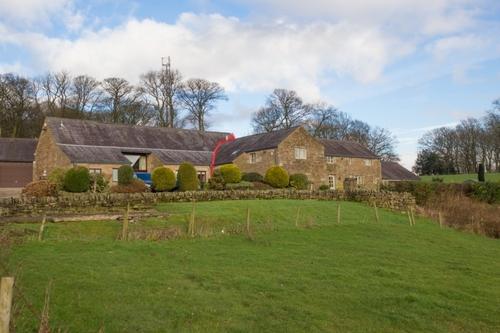 Roscoe Low Barn, Anderton