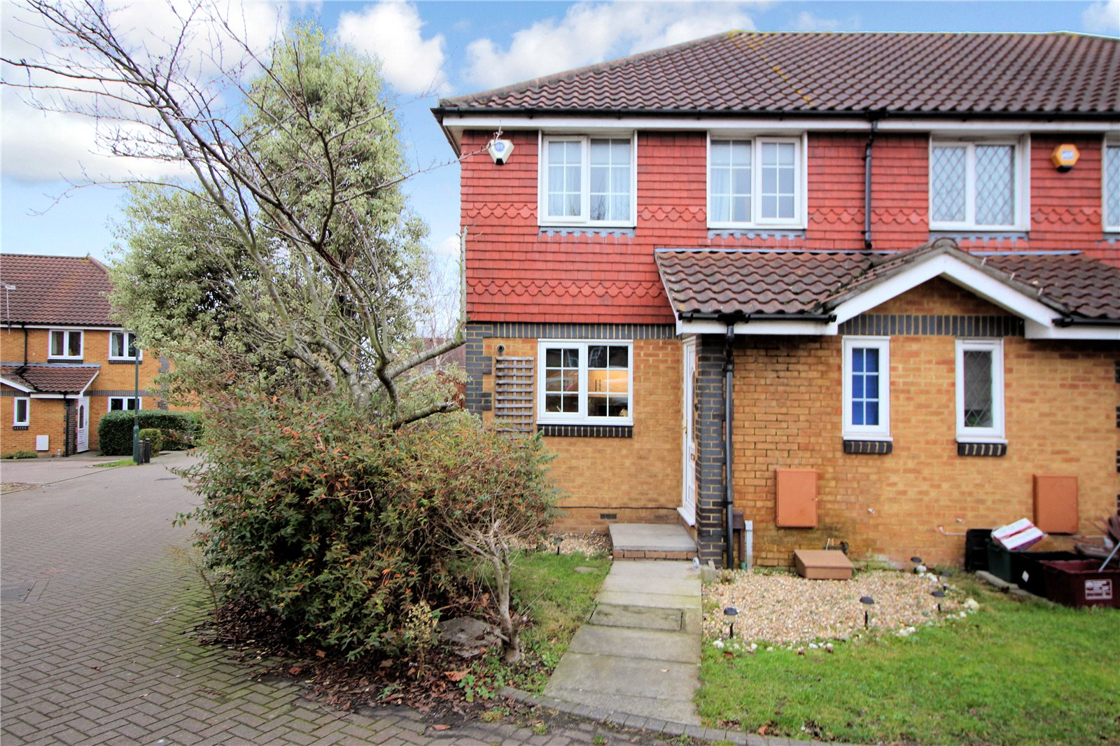Dabbling Close, Howbury Park, Slade Green, Kent, DA8